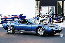 Paris - RM Auctions - 5 février 2014 - Lamborghini Miura P400 S 'SV specification' - 1971 - 010.jpg