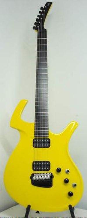 Parker Guitars - The Parker Fly