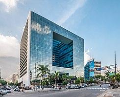 Parque cristal wikipedia la enciclopedia libre for Oficinas de klm