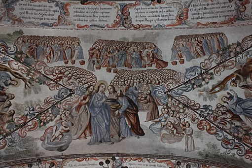 Parroquia de Jesús Nazareno Multiplicación de los Panes