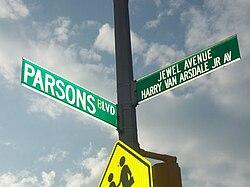 Parsons jewel