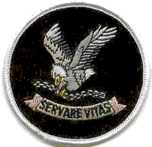 Hostage Rescue Team - Patch of the Hostage Rescue Team