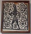 Paterna. Museu Municipal de Ceràmica. Socarrat. Home-gall (segle XV).jpg