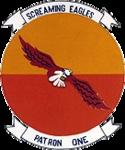 Patrol Squadron 1 (US Navy) insignia 1985.png
