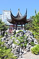Pavilion with Tai Hu stones - Dr. Sun Yat-Sen Classical Chinese Garden - Vancouver, Canada - DSC09800.JPG