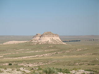Pawnee National Grassland An area of protected and managed federal lands in northeastern Colorado