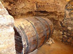Peña El Chilindrón, Aranda de Duero, España, pic. 104 Underground Wine Cave, Bodega de Vino Photography by David Adam Kess.jpg