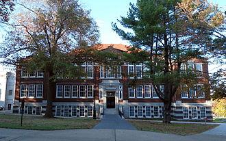 University of Arkansas College of Education & Health Professions - Image: Peabody Hall, University of Arkansas
