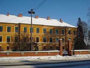 Pedagoška akademija, Čakovec - jug
