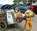 Pedestrian powered cart Cambodian border.jpg