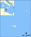 Pelagie Islands blank map.png