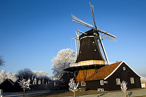Rijssen-Holten - Windmill in Rijssen