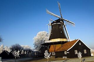 Rijssen-Holten Municipality in Overijssel, Netherlands