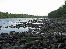 Penobscot River von Marsh Island.JPG