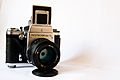 Pentacon Six TL Medium Format SLR Camera with Arsat C 80mm F2.8 Lens - (1).jpg