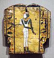 Periodo tardo, XXVI-XXXI dinastia, frammento di sarcofago con la dea isis dolente, 664-332 ac ca..JPG