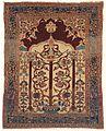 Persian Dorasht carpet, (4-4 X 5-6) from the second half, 18th century.jpg