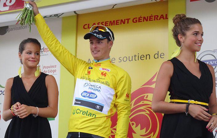 Perwez - Tour de Wallonie, étape 2, 27 juillet 2014, arrivée (D16).JPG