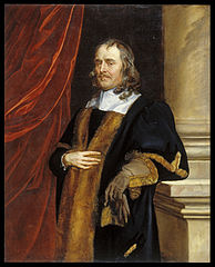 Portrait of P. Lenéve, Alderman of Norwich