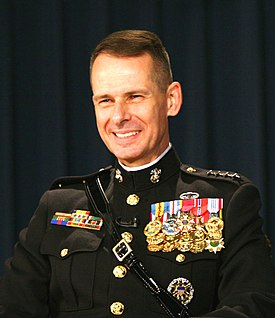 Peter Pace in dress uniform 2005