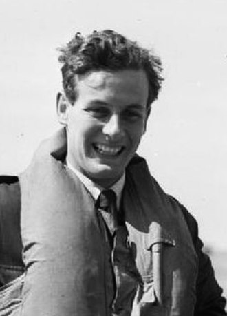 Peter Townsend (RAF officer) - Flight Lieutenant Townsend in 1940