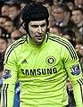 Petr Cech - Chelsea vs Bolton Wanderers (2).jpg