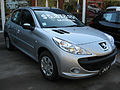 Peugeot 207 Compact 1.4 One Line 2009 (16696209363).jpg