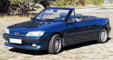 Pièces détachées Peugeot 306, jusqu'à 80%