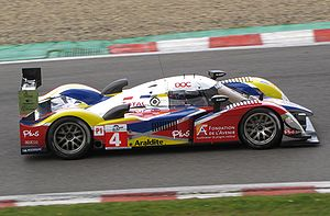 2010 Le Mans Series - With one victory over the season, Team Oreca Matmut won the LMP1 teams title.