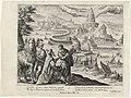 Pharos van Alexandrië De zeven wereldwonderen (serietitel), RP-P-2011-72-7.jpg