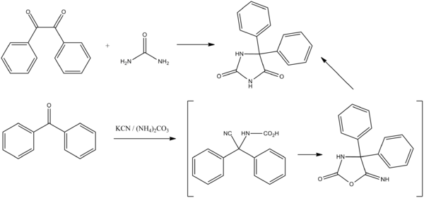 Phenytoin synthesis.png