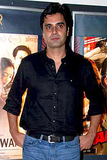 Photo Of Raj Singh Chaudhary From The Premiere of Antardwand.jpg