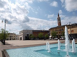 Piazza Libertà, Azzano Decimo.jpg