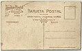 Pierrot postcard - reverse (7310875436).jpg