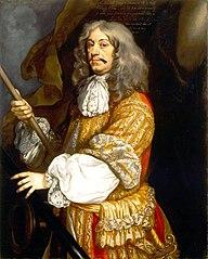 Admiral Cornelius Tromp, 1st Bt (1629 - 1691)