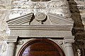 Pieve di san leolino, interno, tabernacolo datato 1637, 02.jpg