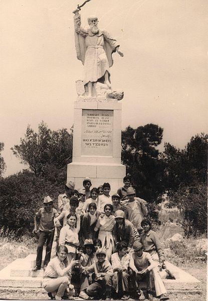 פסל אליהו הנביא