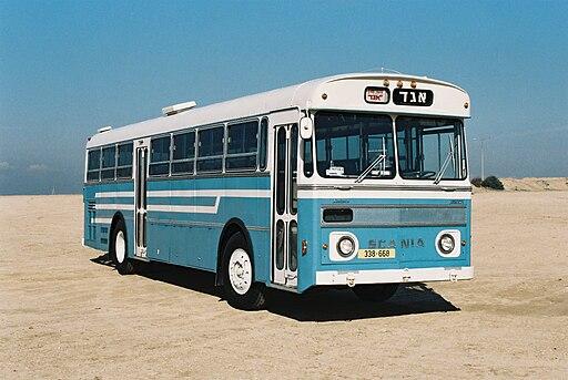 PikiWiki Israel 3690 Scanya Bus
