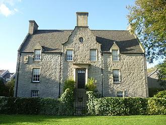 Pilrig - Pilrig House