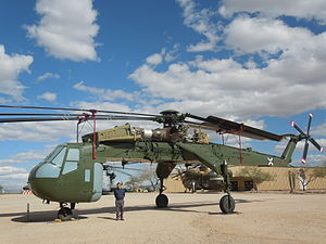 Pima Air & Space Museum - Helicopter 3.JPG