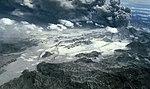 Pinatubo 1991-06-29 Pyroclastic flow deposits of Marella River Valley.jpg