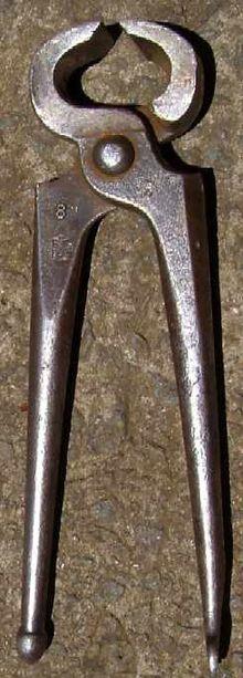 фото инструмент клещи