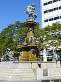 Pioneer Monument by Frederick William MacMonnies - DSC01377.JPG