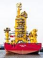 Pipelaying ship Sapura Rubi - IMO 9702766 - moored in Heysehaven, Rotterdam-8296.jpg