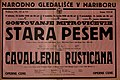 Plakat za predstavo Stara pesem v Narodnem gledališču v Mariboru 12. junija 1926.jpg