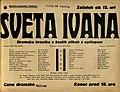 Plakat za predstavo Sveta Ivana v Narodnem gledališču v Mariboru 18. aprila 1937.jpg
