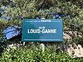 Plaque Allée Louis Ganne - Pantin (FR93) - 2021-04-27 - 2.jpg