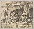 Plate 1- Apuleius changed into a donkey listening to the story told by the old woman spinning MET DP824493.jpg