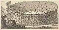 Plate 25- Amphitheater of Verona (Anfiteatro di Verona) MET DP827969.jpg