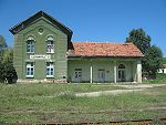 Pločnik train station